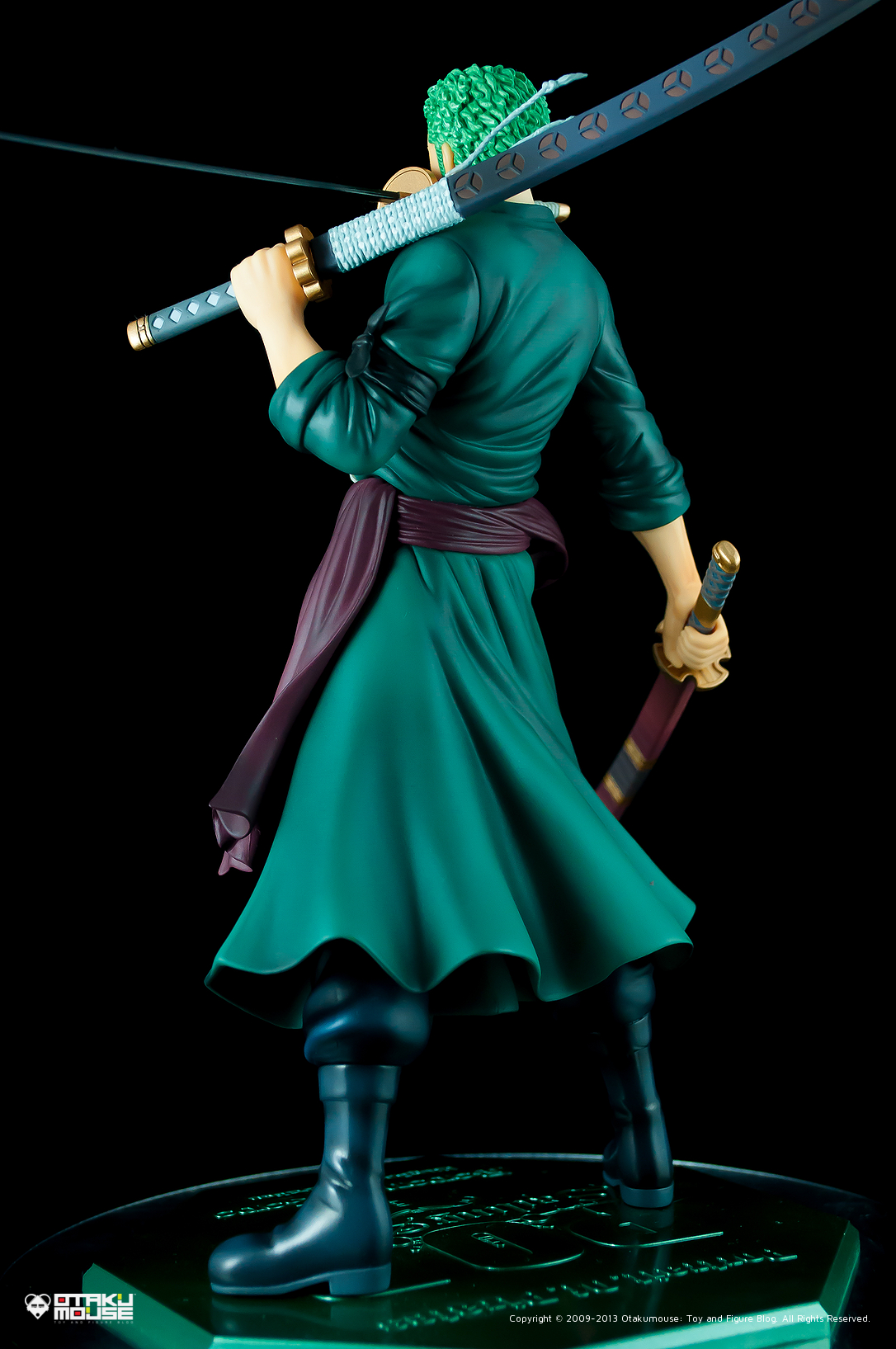 "Review | Megahouse: Roronoa Zoro (Portrait of Pirates ""Sailing Again"") (3)"