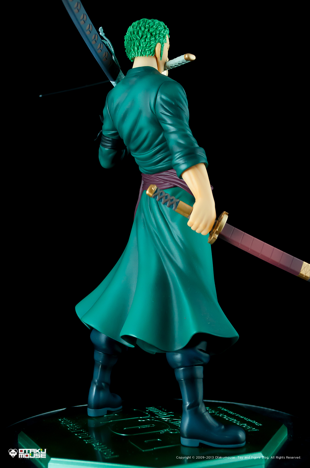 "Review | Megahouse: Roronoa Zoro (Portrait of Pirates ""Sailing Again"") (4)"