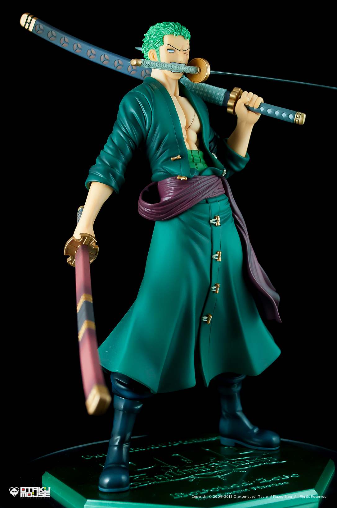 "Review | Megahouse: Roronoa Zoro (Portrait of Pirates ""Sailing Again"") (5)"