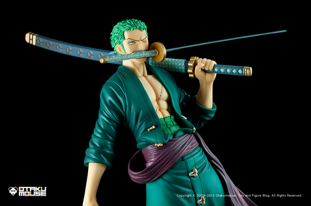 "Review | Megahouse: Roronoa Zoro (Portrait of Pirates ""Sailing Again"") (6)"