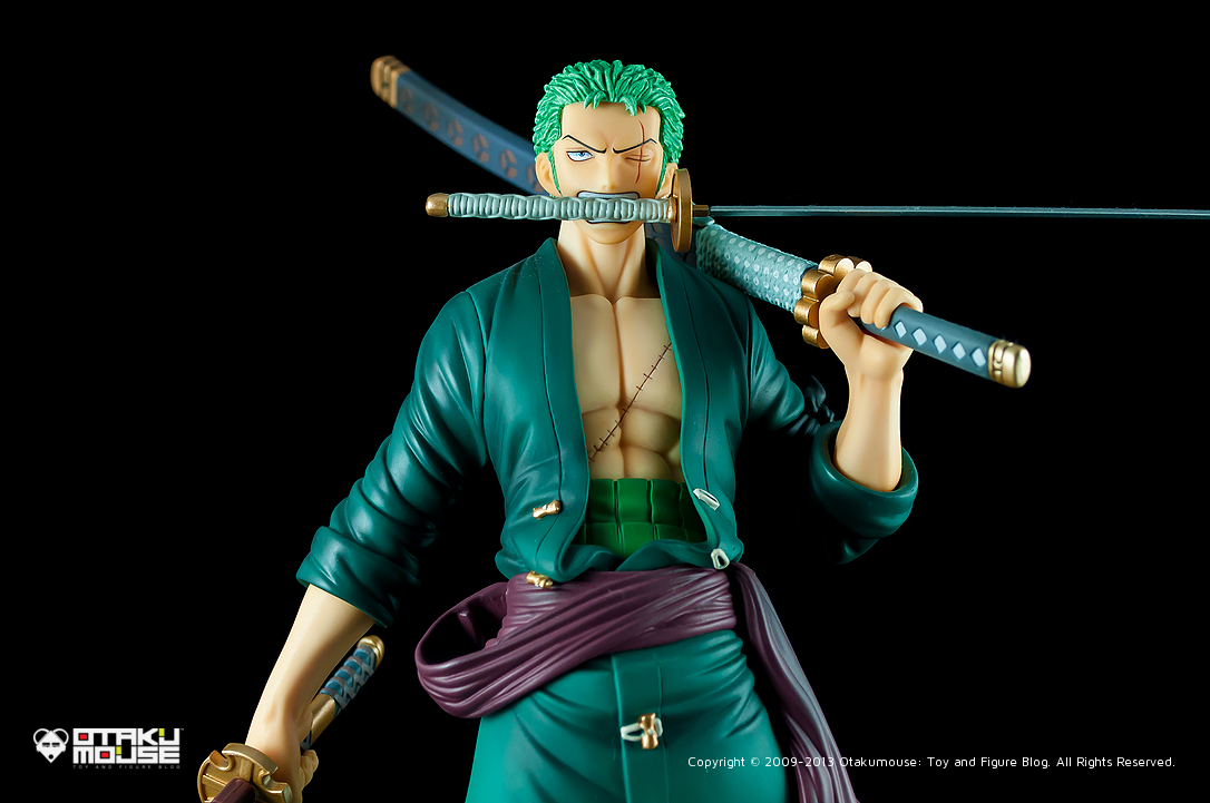 "Review | Megahouse: Roronoa Zoro (Portrait of Pirates ""Sailing Again"") (7)"