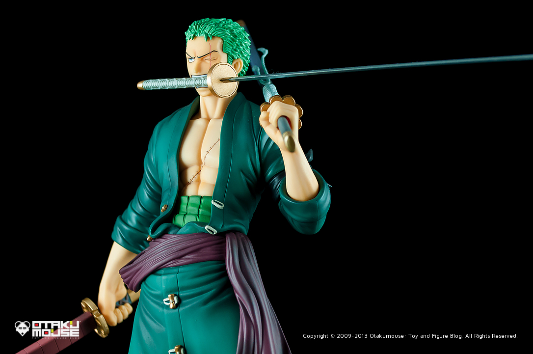 "Review | Megahouse: Roronoa Zoro (Portrait of Pirates ""Sailing Again"") (8)"
