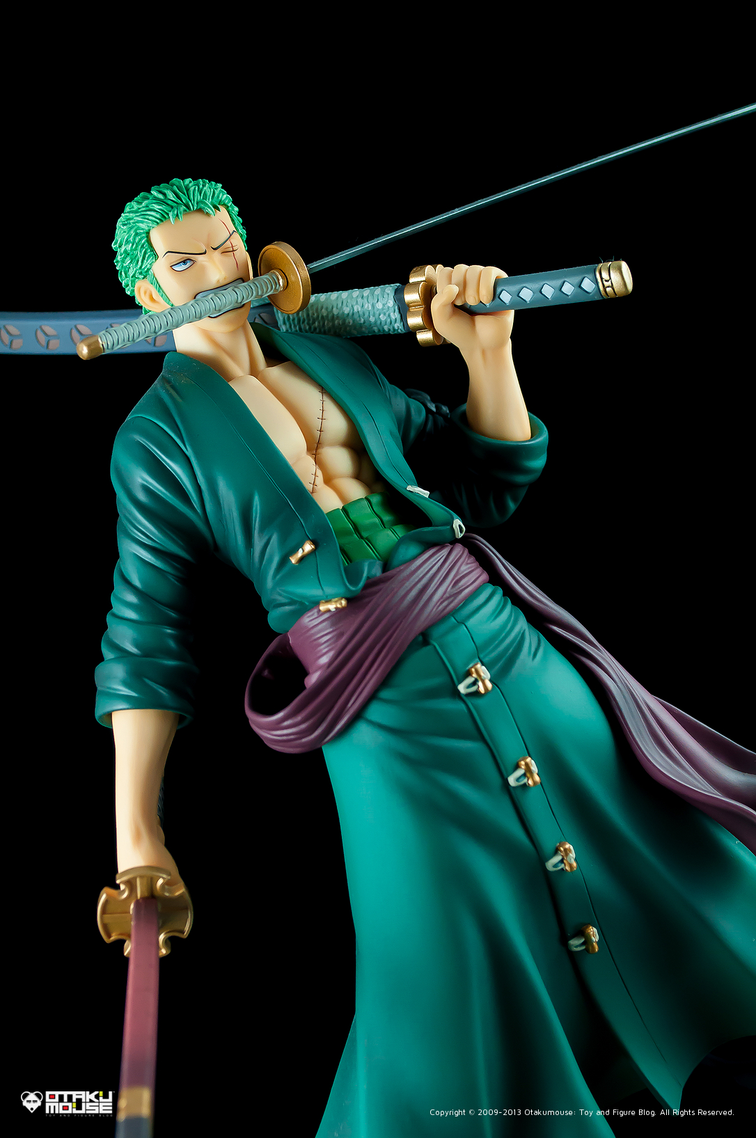 "Review | Megahouse: Roronoa Zoro (Portrait of Pirates ""Sailing Again"") (9)"