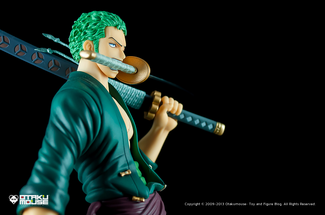 "Review | Megahouse: Roronoa Zoro (Portrait of Pirates ""Sailing Again"") (10)"