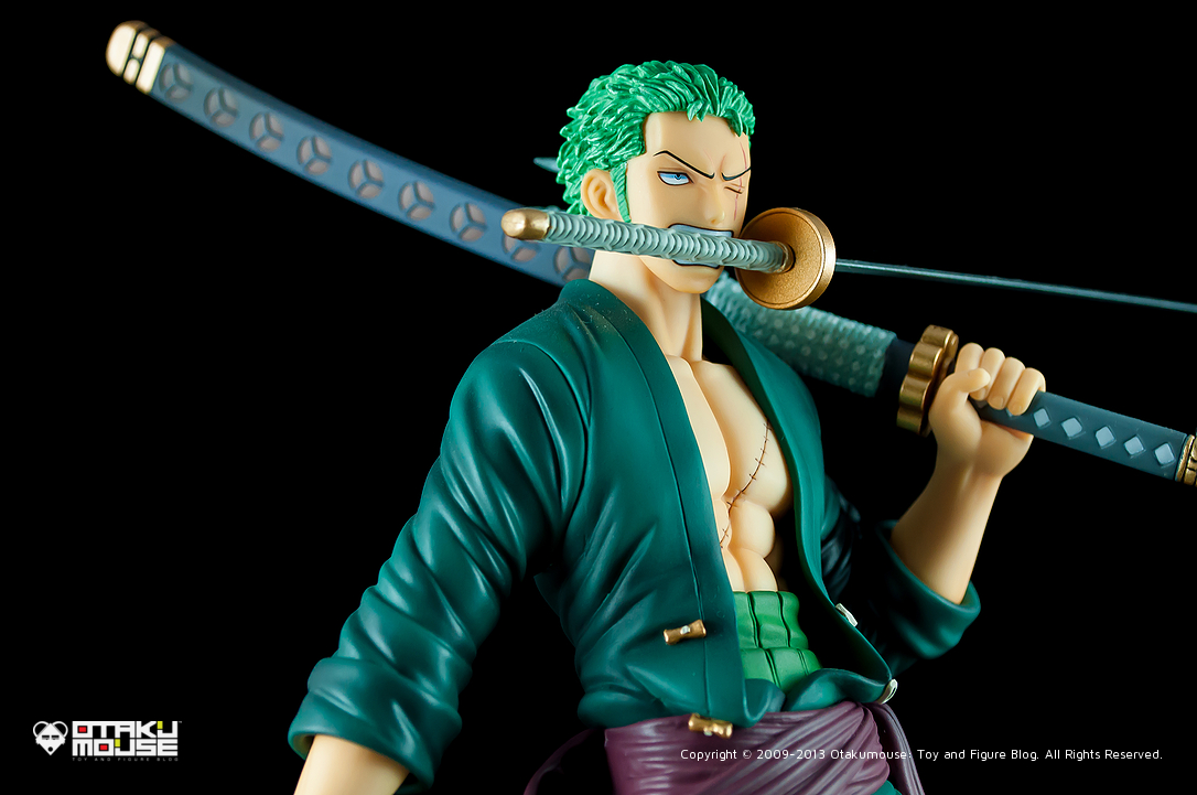 "Review | Megahouse: Roronoa Zoro (Portrait of Pirates ""Sailing Again"") (11)"