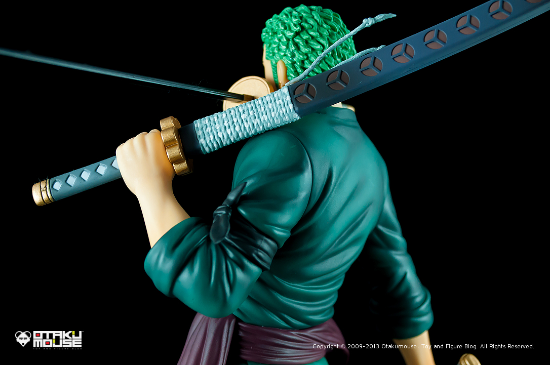 "Review | Megahouse: Roronoa Zoro (Portrait of Pirates ""Sailing Again"") (13)"