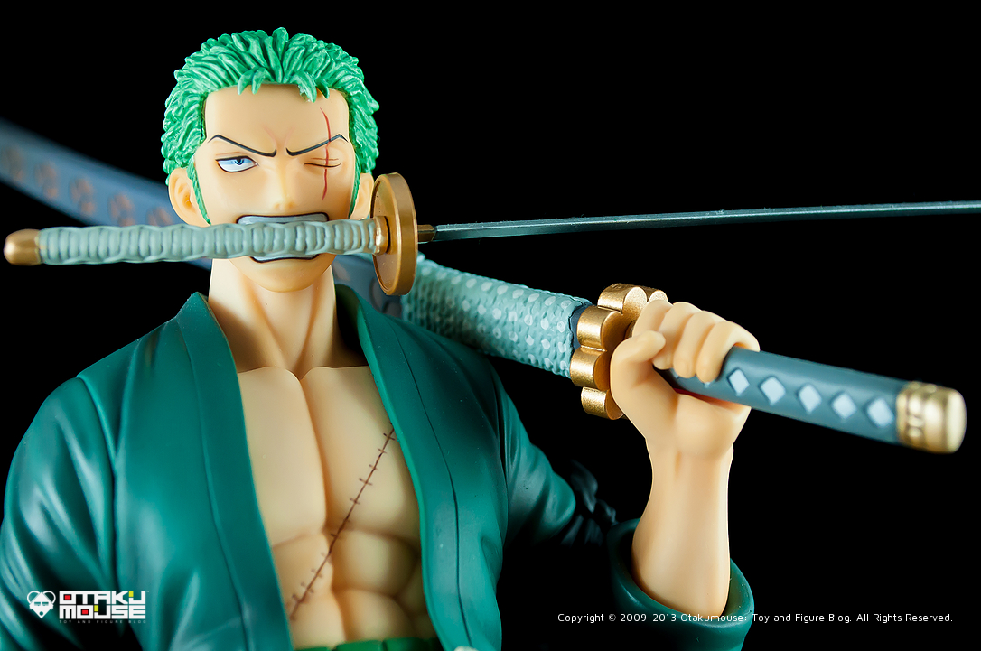 "Review | Megahouse: Roronoa Zoro (Portrait of Pirates ""Sailing Again"") (15)"