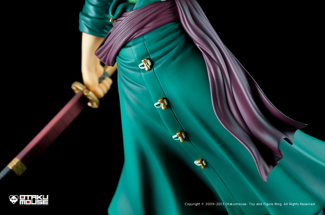 "Review | Megahouse: Roronoa Zoro (Portrait of Pirates ""Sailing Again"") (17)"