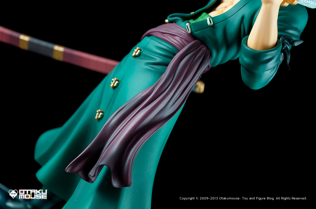 "Review | Megahouse: Roronoa Zoro (Portrait of Pirates ""Sailing Again"") (19)"
