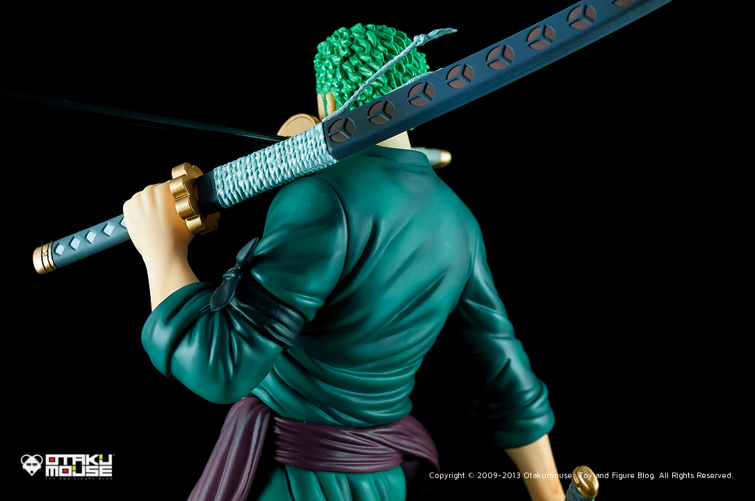 "Review | Megahouse: Roronoa Zoro (Portrait of Pirates ""Sailing Again"") (20)"