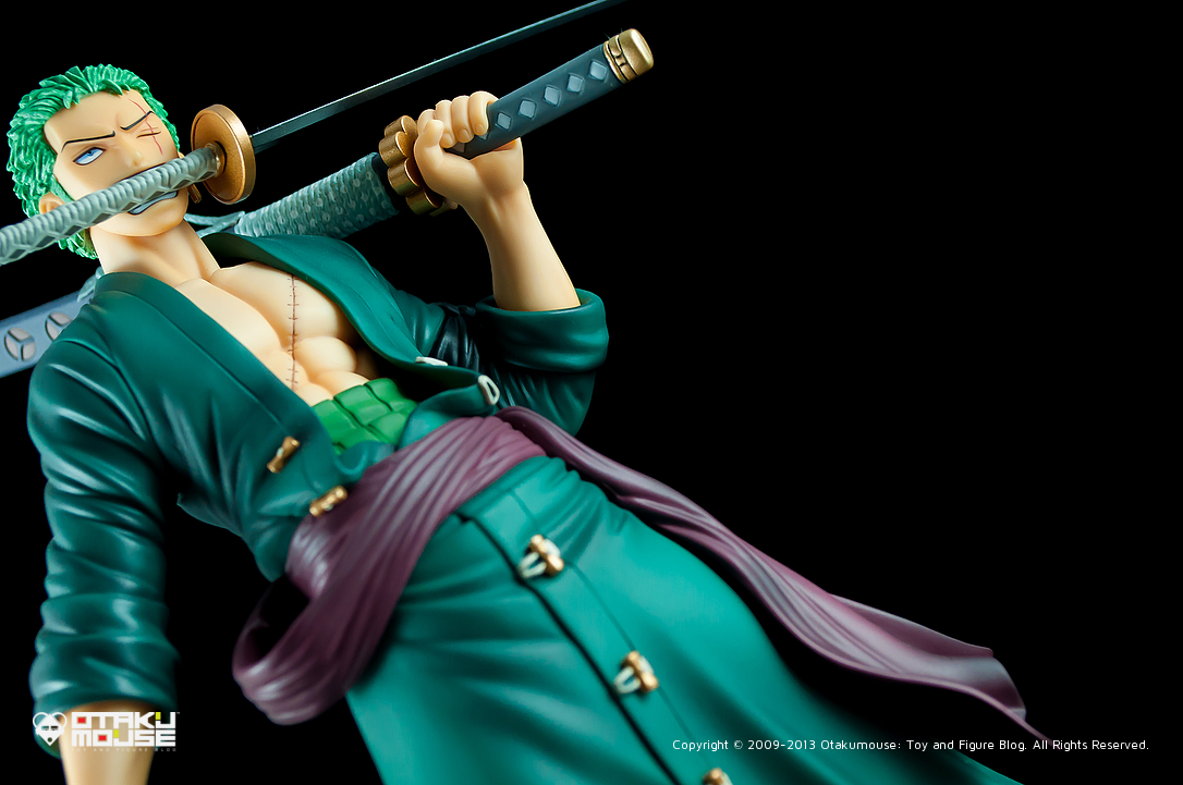 "Review | Megahouse: Roronoa Zoro (Portrait of Pirates ""Sailing Again"") (21)"