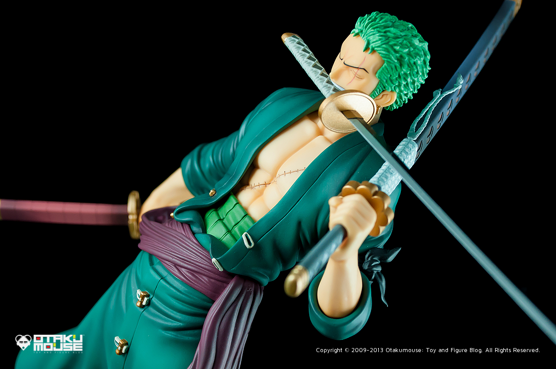 "Review | Megahouse: Roronoa Zoro (Portrait of Pirates ""Sailing Again"") (23)"