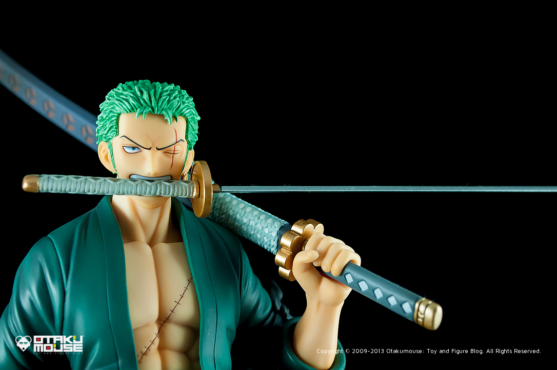 "Review | Megahouse: Roronoa Zoro (Portrait of Pirates ""Sailing Again"") (24)"