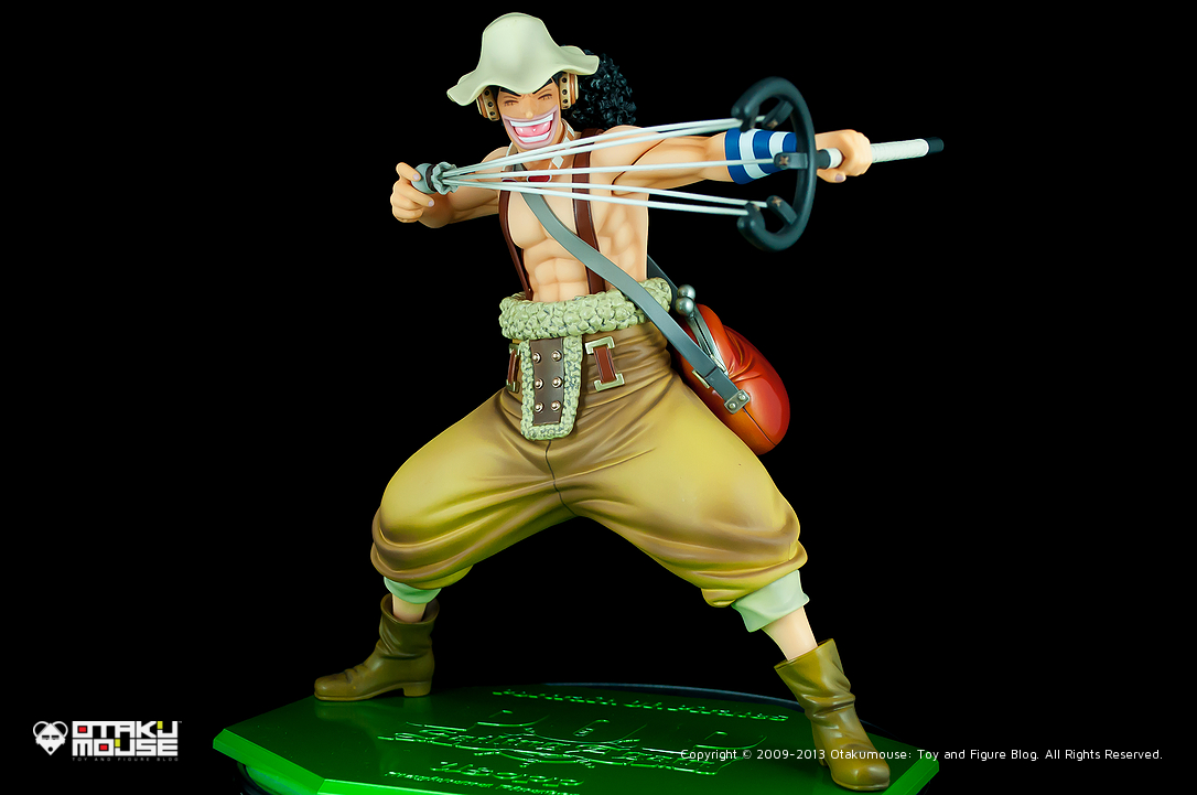 "Review   Megahouse: Usopp (Portrait of Pirates ""Sailing Again"") (1)"