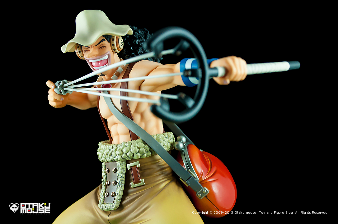 "Review | Megahouse: Usopp (Portrait of Pirates ""Sailing Again"") (7)"