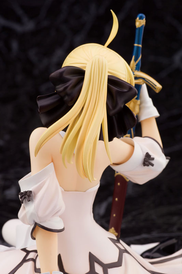Preview   Alphamax: Saber Lily (12)