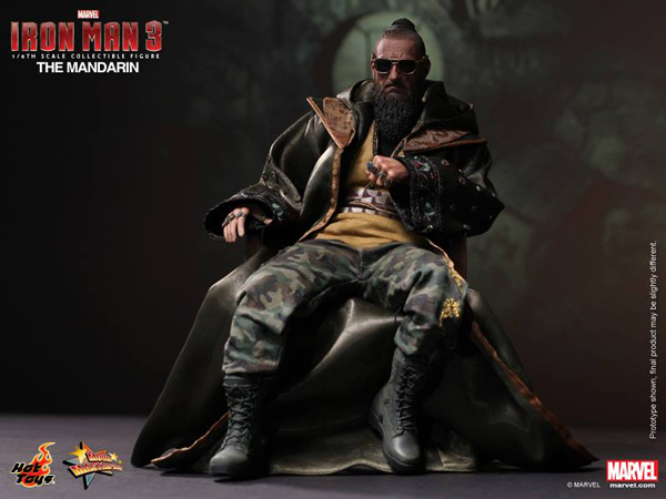 Preview | Hot Toys: The Mandarin (1)