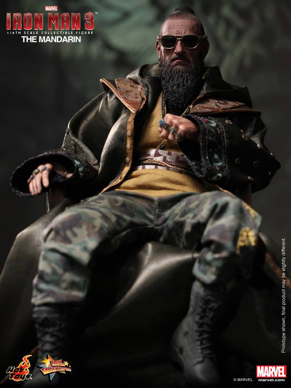 Preview | Hot Toys: The Mandarin (2)