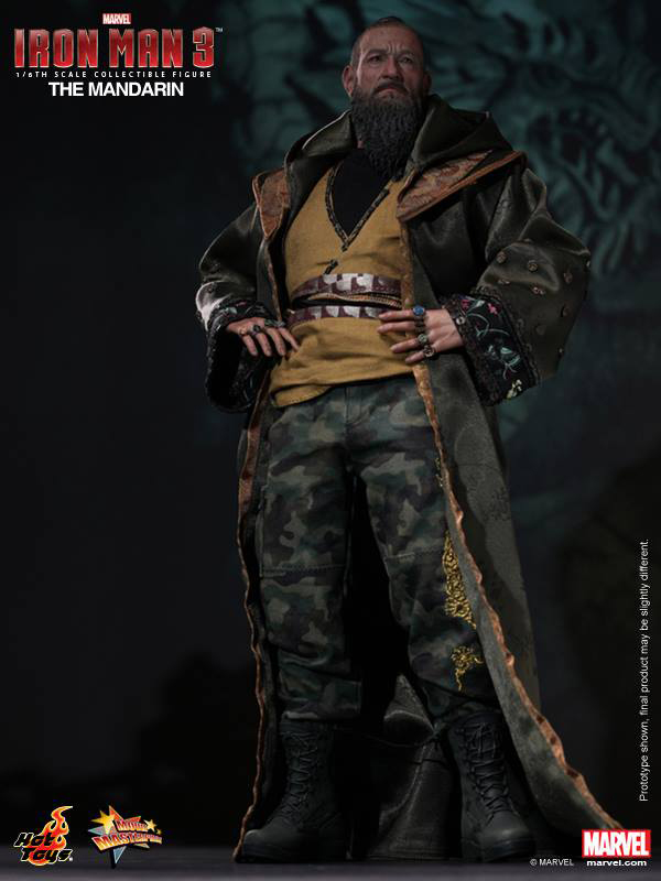 Preview | Hot Toys: The Mandarin (3)
