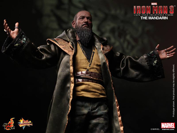 Preview | Hot Toys: The Mandarin (4)