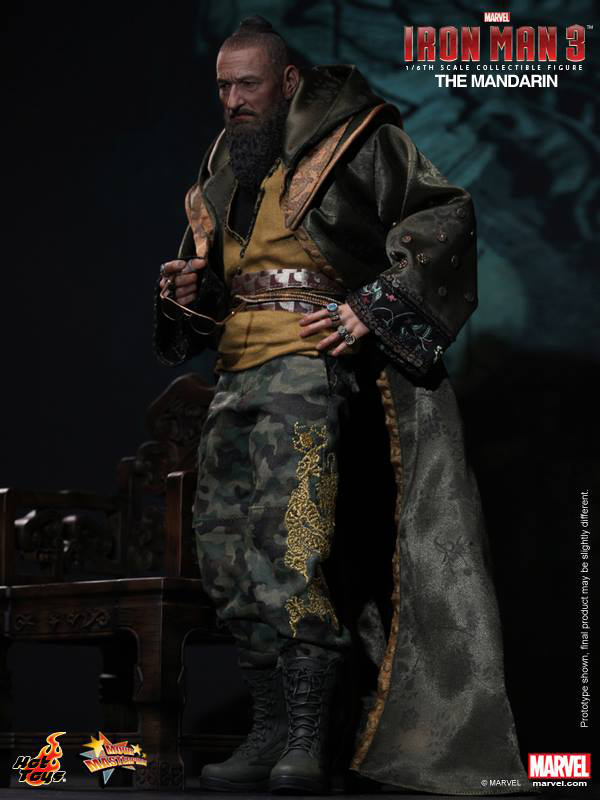 Preview | Hot Toys: The Mandarin (5)