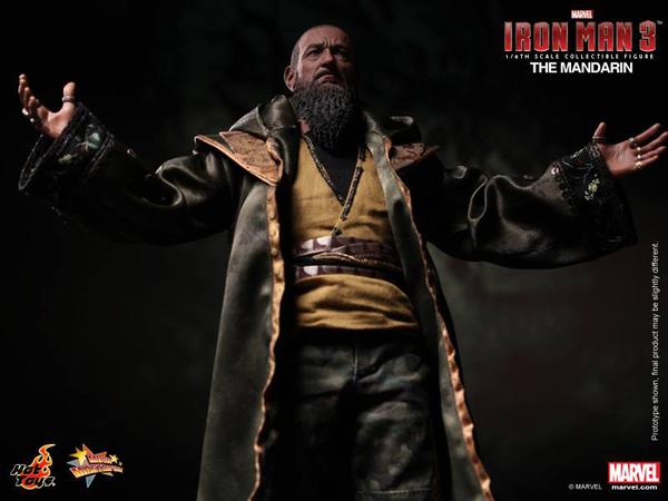 Preview | Hot Toys: The Mandarin (6)