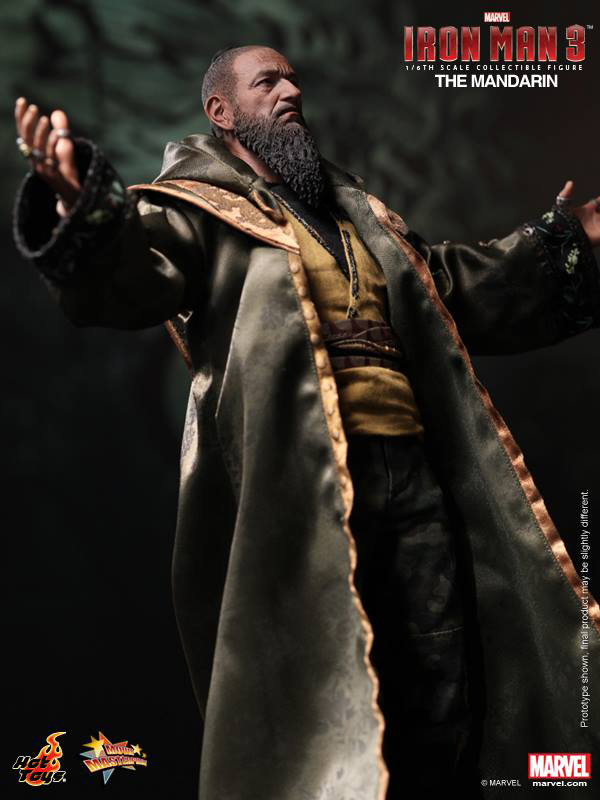 Preview | Hot Toys: The Mandarin (7)