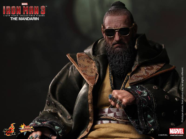 Preview | Hot Toys: The Mandarin (8)