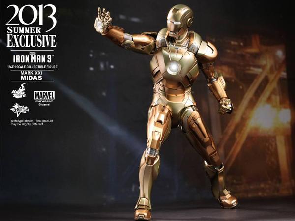 Preview | Hot Toys: Iron Man Mark XXI (Midas) (9)