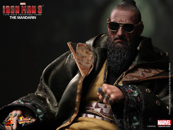 Preview | Hot Toys: The Mandarin (9)