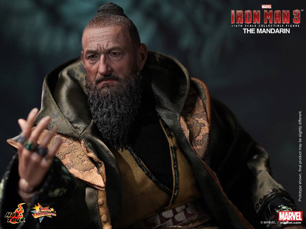 Preview | Hot Toys: The Mandarin (10)