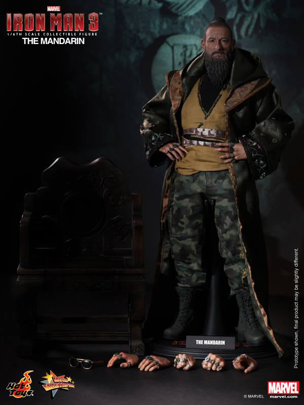 Preview | Hot Toys: The Mandarin (16)