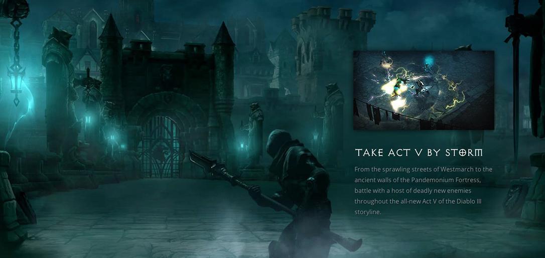 Will you play Diablo 3: Reaper of Souls? (2)