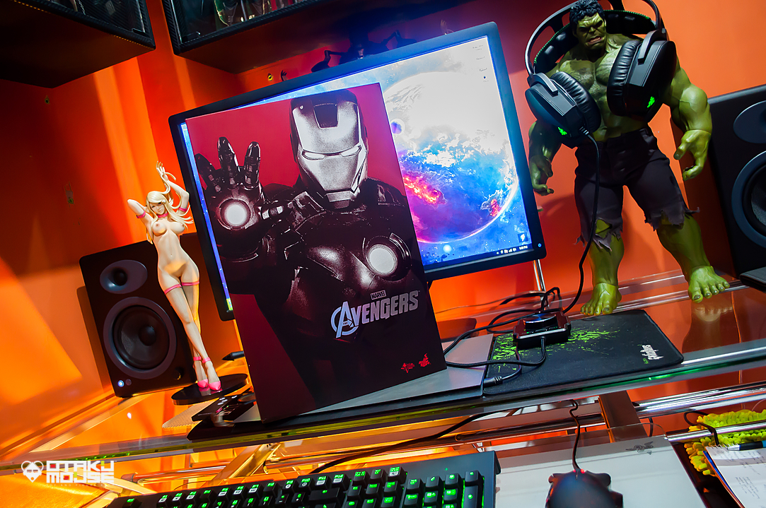 Hot Toys Iron Man Mark VII Get! (3)