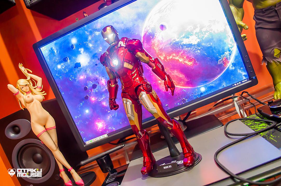Hot Toys Iron Man Mark VII Get! (4)