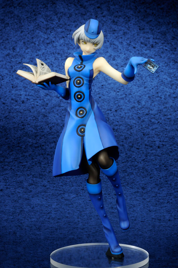Preview | Ques Q: Elizabeth (Persona 4: The Ultimate in Mayonaka Arena) (6)