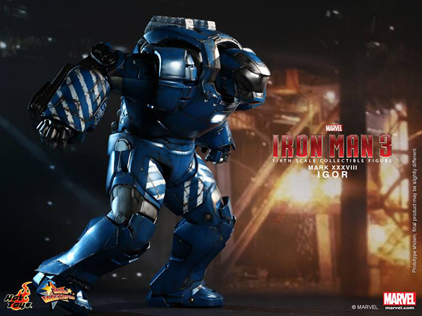 Preview | Hot Toys: Iron Man Mark XXXVIII (Igor) (4)