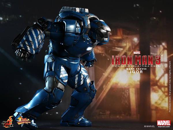 Preview | Hot Toys: Iron Man Mark XXXVIII (Igor) (4)