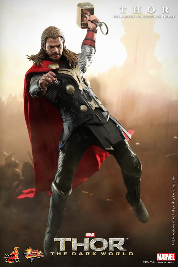 Preview | Hot Toys: Thor (The Dark World) (4)