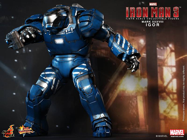 Preview | Hot Toys: Iron Man Mark XXXVIII (Igor) (5)