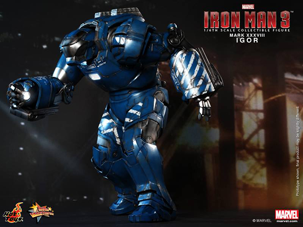 Preview | Hot Toys: Iron Man Mark XXXVIII (Igor) (6)