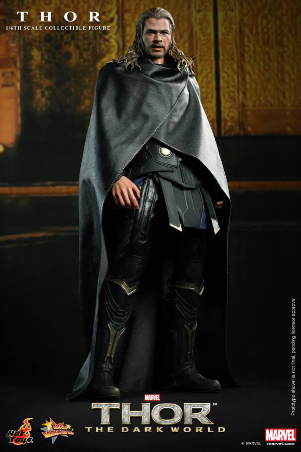 Preview | Hot Toys: Thor (The Dark World) (7)