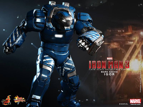 Preview | Hot Toys: Iron Man Mark XXXVIII (Igor) (8)