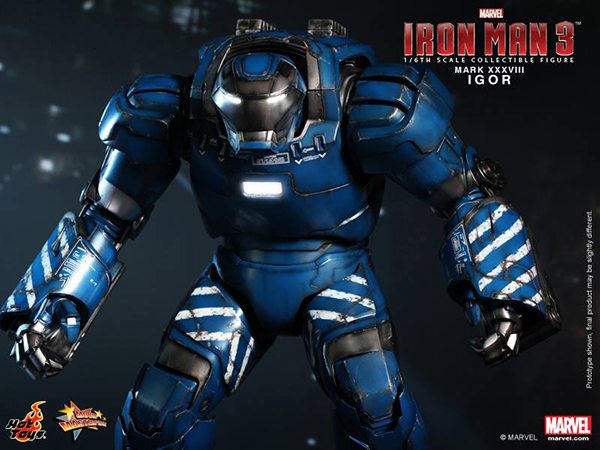 Preview | Hot Toys: Iron Man Mark XXXVIII (Igor) (9)