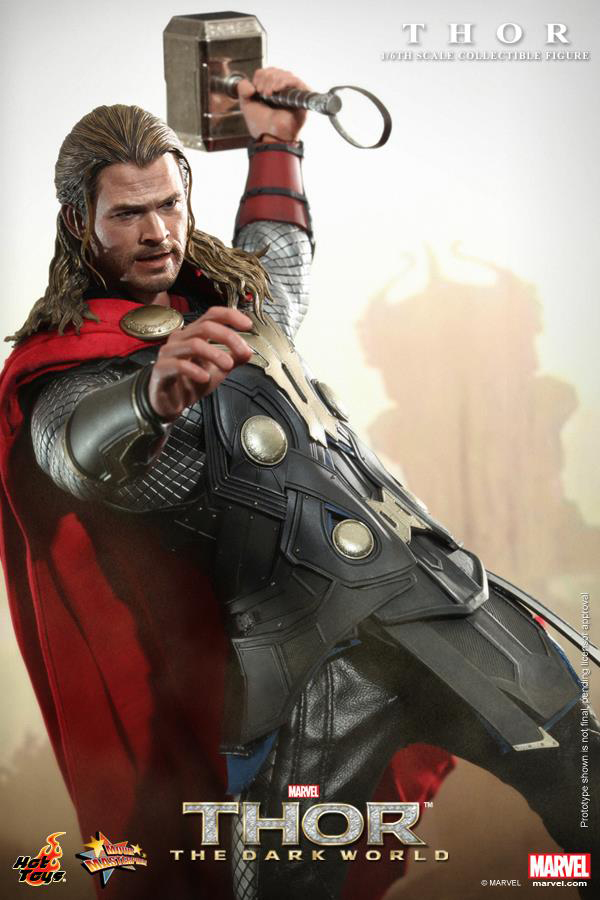 Preview | Hot Toys: Thor (The Dark World) (9)