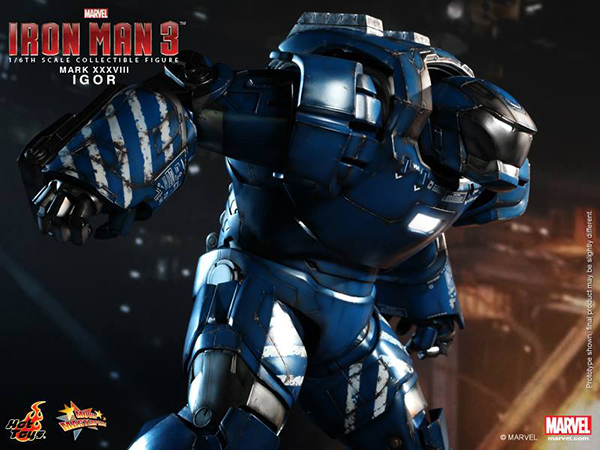 Preview | Hot Toys: Iron Man Mark XXXVIII (Igor) (10)