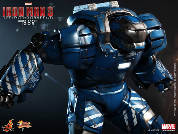Preview | Hot Toys: Iron Man Mark XXXVIII (Igor) (11)
