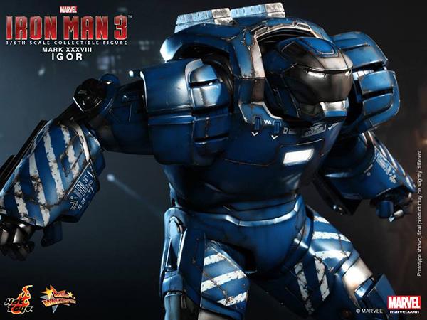 Preview | Hot Toys: Iron Man Mark XXXVIII (Igor) (11)