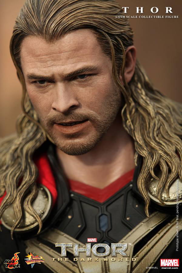 Preview | Hot Toys: Thor (The Dark World) (12)