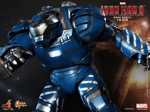 Preview | Hot Toys: Iron Man Mark XXXVIII (Igor) (13)